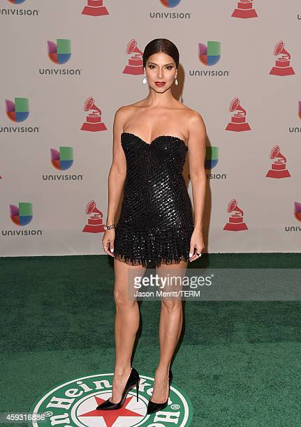 Singer Roselyn Sanchez attends the 15th Annual Latin GRAMMY Awards at the MGM Grand Garden Arena on November 20 2014 in Las Vegas Nevada