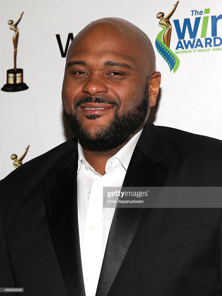 Singer <a gi-track='captionPersonalityLinkClicked' href=/galleries/search?phrase=Ruben+Studdard&family=editorial&specificpeople=204671 ng-click='$event.stopPropagation()'>Ruben Studdard</a> attends the 2013 Women's Image Awards at Santa Monica Bay Womans Club on December 11, 2013 in Santa Monica, California.