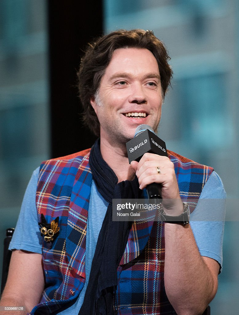 Singer Rufus Wainwright visits AOL Build to discuss the 10th anniversary of 'Rufus Does Judy At Carnegie Hall' at AOL Studios In New York on May 24, 2016 in New York City.