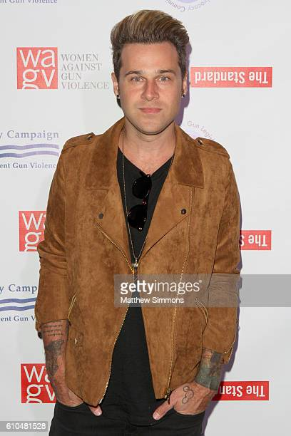 Singer Ryan Cabrera attends The Concert Across America To End Gun Violence at The Standard Hotel on September 25 2016 in Los Angeles California