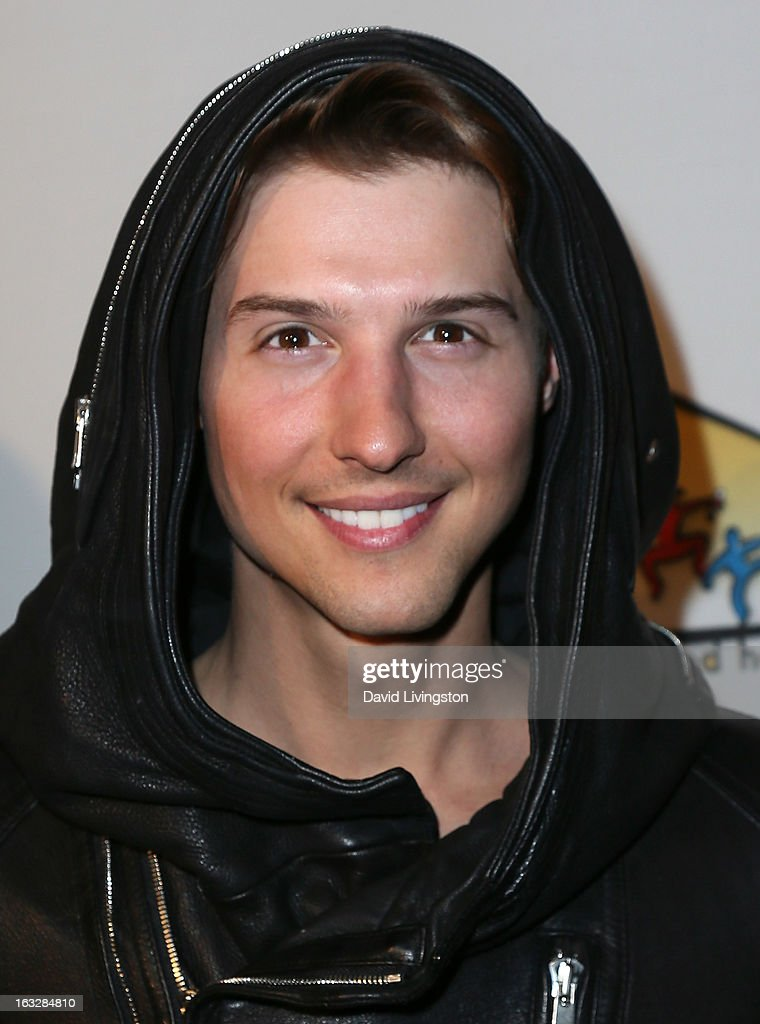 Singer Ryan Follese of Hot Chelle Rae attends the 7th Annual 'Stars & Strikes' Celebrity Bowling and Poker Tournament benefiting A Place Called Home at PINZ Bowling & Entertainment Center on March 6, 2013 in Studio City, California.