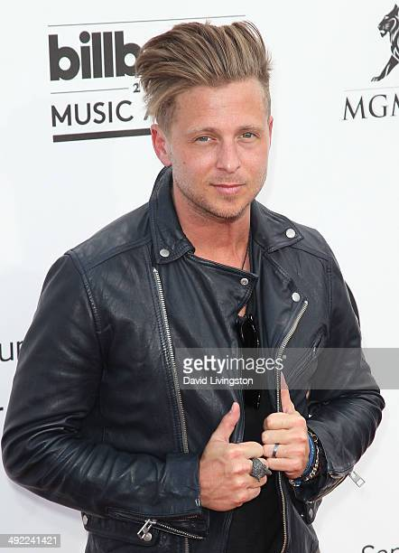 Singer Ryan Tedder of One Republic attends the 2014 Billboard Music Awards at the MGM Grand Garden Arena on May 18 2014 in Las Vegas Nevada