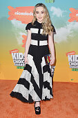 Singer Sabrina Carpenter attends Nickelodeon's 2016 Kids' Choice Awards at The Forum on March 12 2016 in Inglewood California