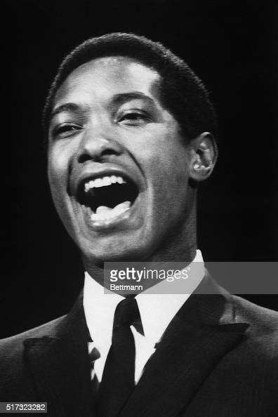 Singer Sam Cooke 1964