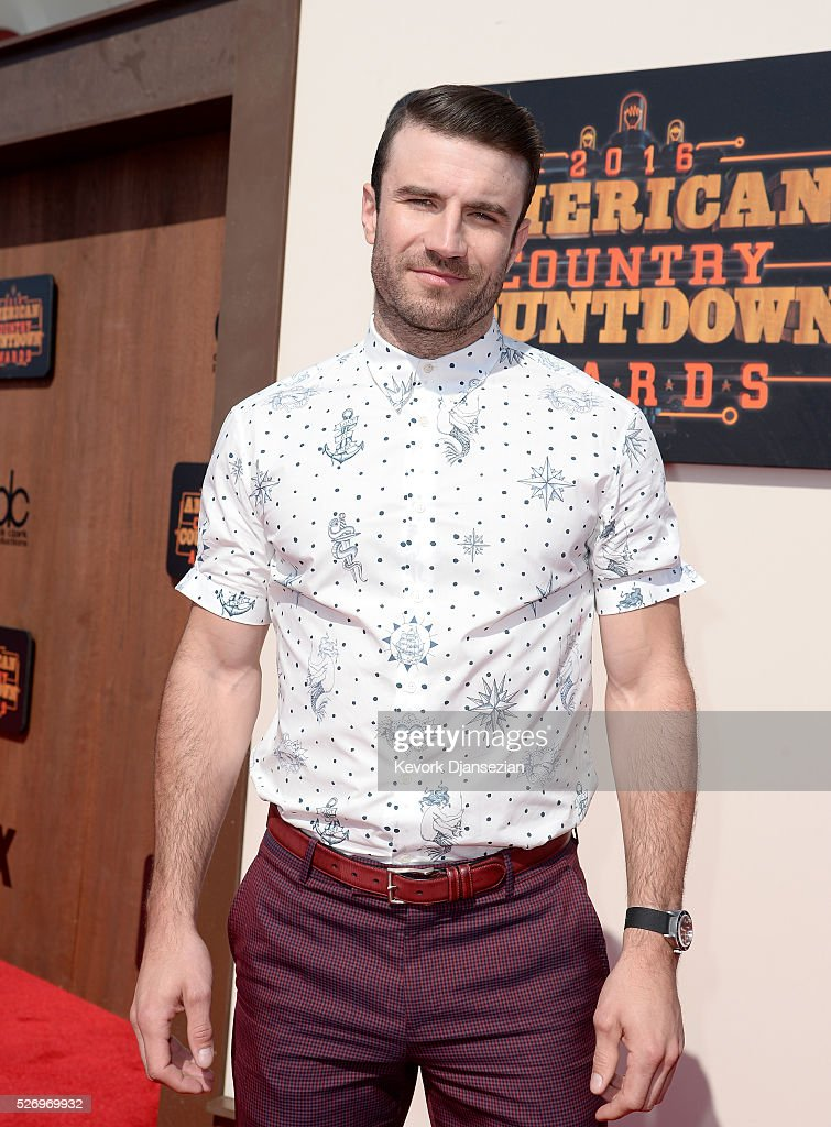 Singer Sam Hunt attends the 2016 American Country Countdown Awards at The Forum on May 1, 2016 in Inglewood, California.