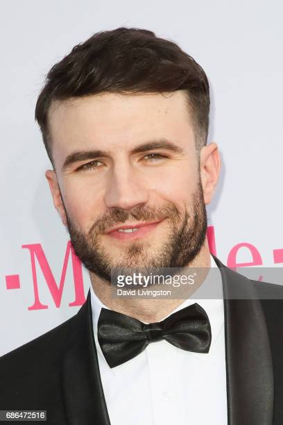 Singer Sam Hunt attends the 2017 Billboard Music Awards at the TMobile Arena on May 21 2017 in Las Vegas Nevada