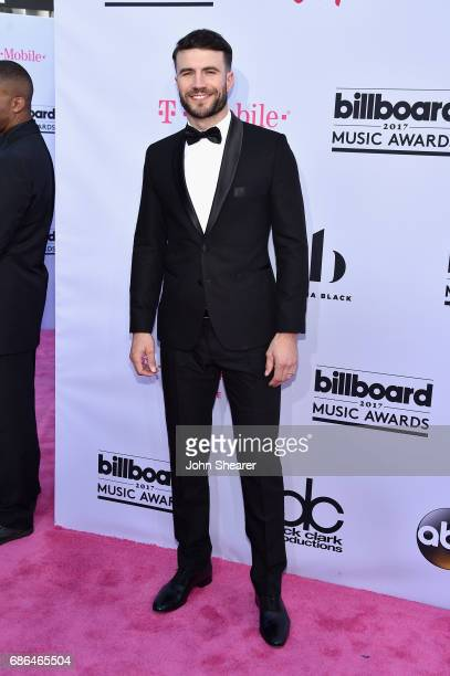 Singer Sam Hunt attends the 2017 Billboard Music Awards at TMobile Arena on May 21 2017 in Las Vegas Nevada
