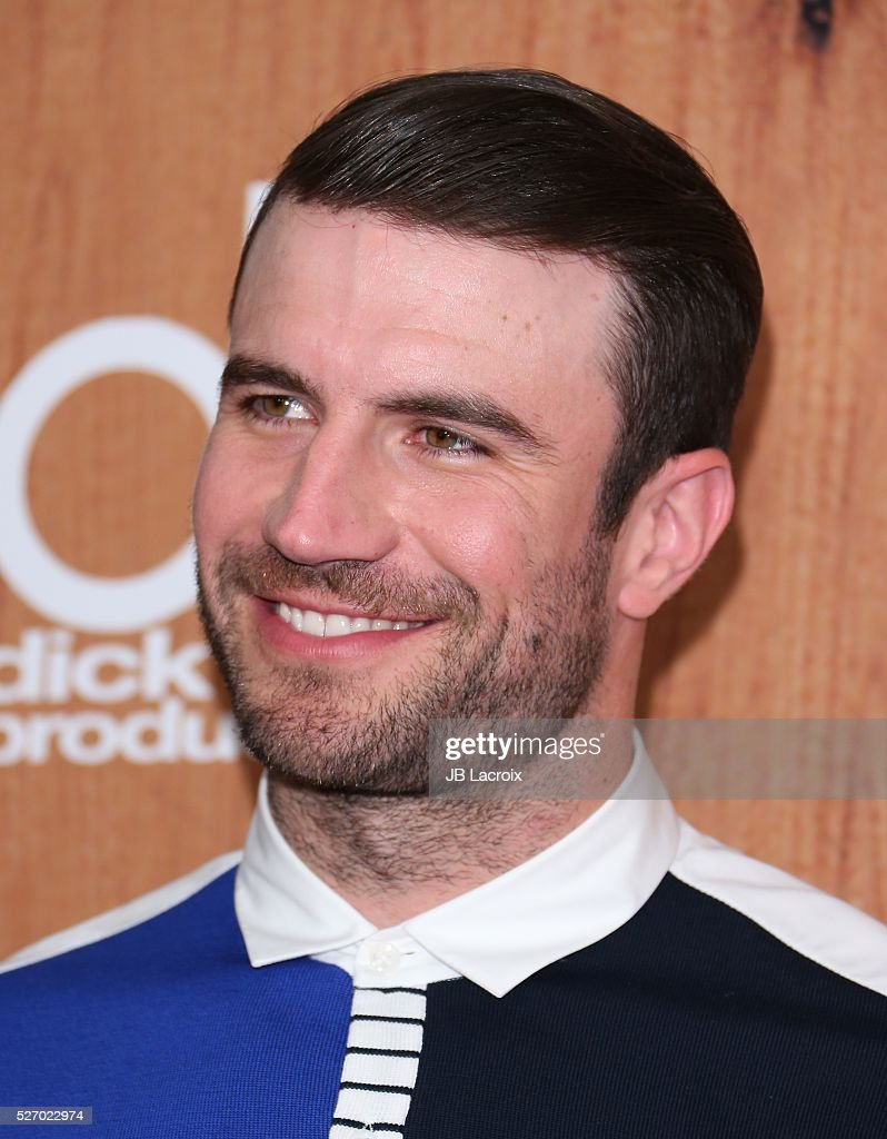 Singer <a gi-track='captionPersonalityLinkClicked' href=/galleries/search?phrase=Sam+Hunt+-+S%C3%A5ngare&family=editorial&specificpeople=13704957 ng-click='$event.stopPropagation()'>Sam Hunt</a> poses in the press room during the 2016 American Country Countdown Awards at The Forum on May 1, 2016 in Inglewood, California.