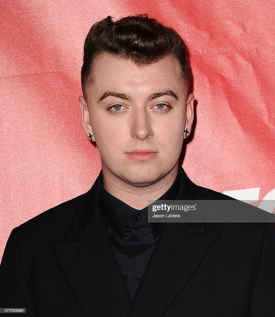 Singer Sam Smith attends the 2014 MusiCares Person of the Year honoring Carole King at Los Angeles Convention Center on January 24, 2014 in Los Angeles, California.