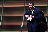 Singer Sam Smith onstage during The 58th GRAMMY Awards at Staples Center on February 15 2016 in Los Angeles California