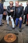 Musician Sammy Hagar And DJ Steven Seaweed Get Inducted...