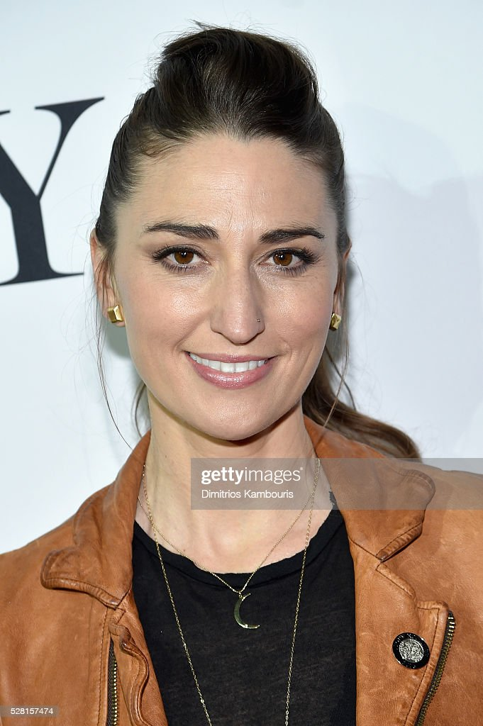Singer <a gi-track='captionPersonalityLinkClicked' href=/galleries/search?phrase=Sara+Bareilles&family=editorial&specificpeople=4116387 ng-click='$event.stopPropagation()'>Sara Bareilles</a> attends the 2016 Tony Awards Meet The Nominees Press Reception on May 4, 2016 in New York City.