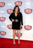 Singer Sara Evans arrives at the American Country Awards 2013 at the Mandalay Bay Events Center on December 10 2013 in Las Vegas Nevada
