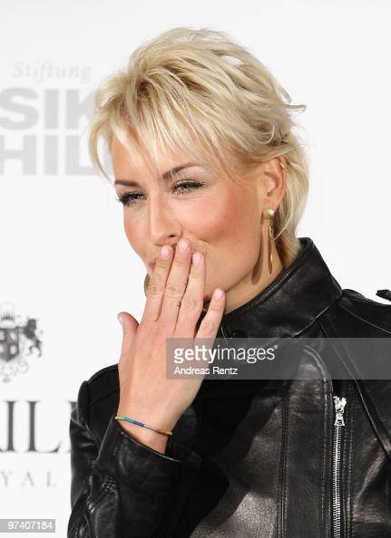 Singer Sarah Connor attends the 'Musik Hilft' charity dinner at Grill Royal on March 3 2010 in Berlin Germany