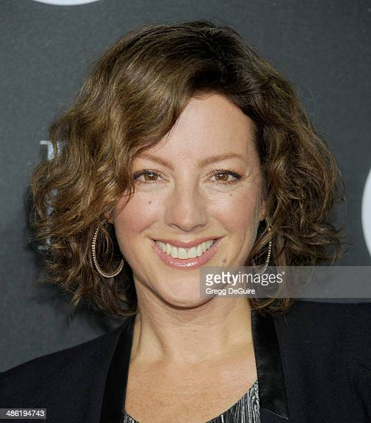 Singer Sarah McLachlan arrives at ELLE's 5th Annual Women In Music concert celebration at Avalon on April 22 2014 in Hollywood California