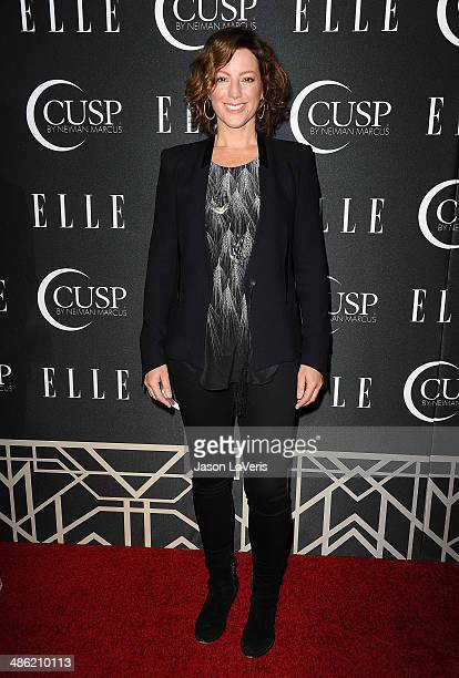 Singer Sarah McLachlan attends ELLE's 5th annual Women In Music concert celebration at Avalon on April 22 2014 in Hollywood California