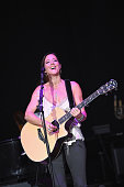 Singer Sarah McLachlan performs on stage at Nikon at Jones Beach Theater on July 22 2016 in Wantagh New York