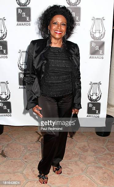 Singer Scherrie Payne attends the 24th Annual Heroes And Legends Awards at Beverly Hills Hotel on September 22 2013 in Beverly Hills California