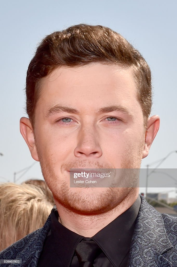 Singer Scotty McCreery attends the 2016 American Country Countdown Awards at The Forum on May 1, 2016 in Inglewood, California.