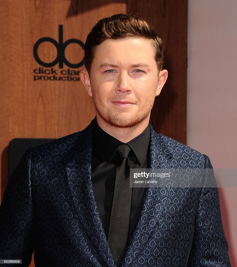 Singer Scotty McCreery attends the 2016 American Country Countdown Awards at The Forum on May 01, 2016 in Inglewood, California.