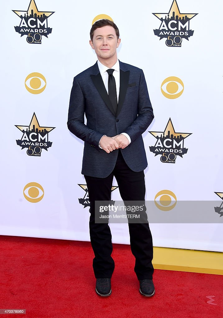 50th Academy Of Country Music Awards - Arrivals