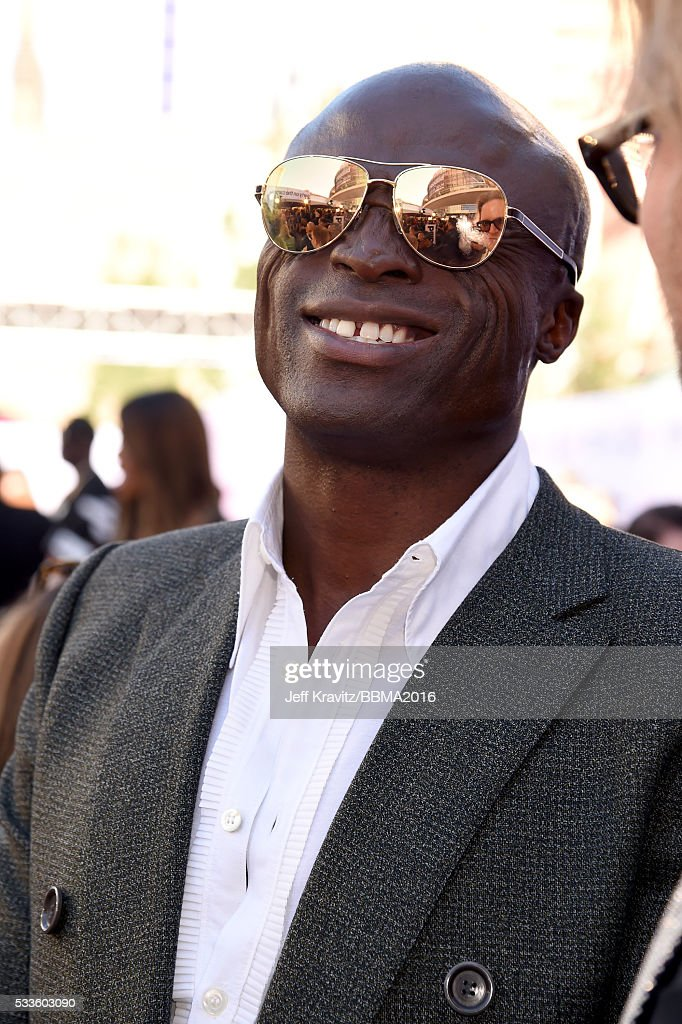 Singer Seal attends the 2016 Billboard Music Awards at T-Mobile Arena on May 22, 2016 in Las Vegas, Nevada.