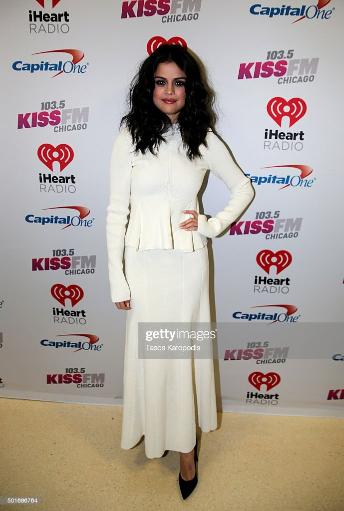103.5 KISS FM's Jingle Ball 2015 - Backstage