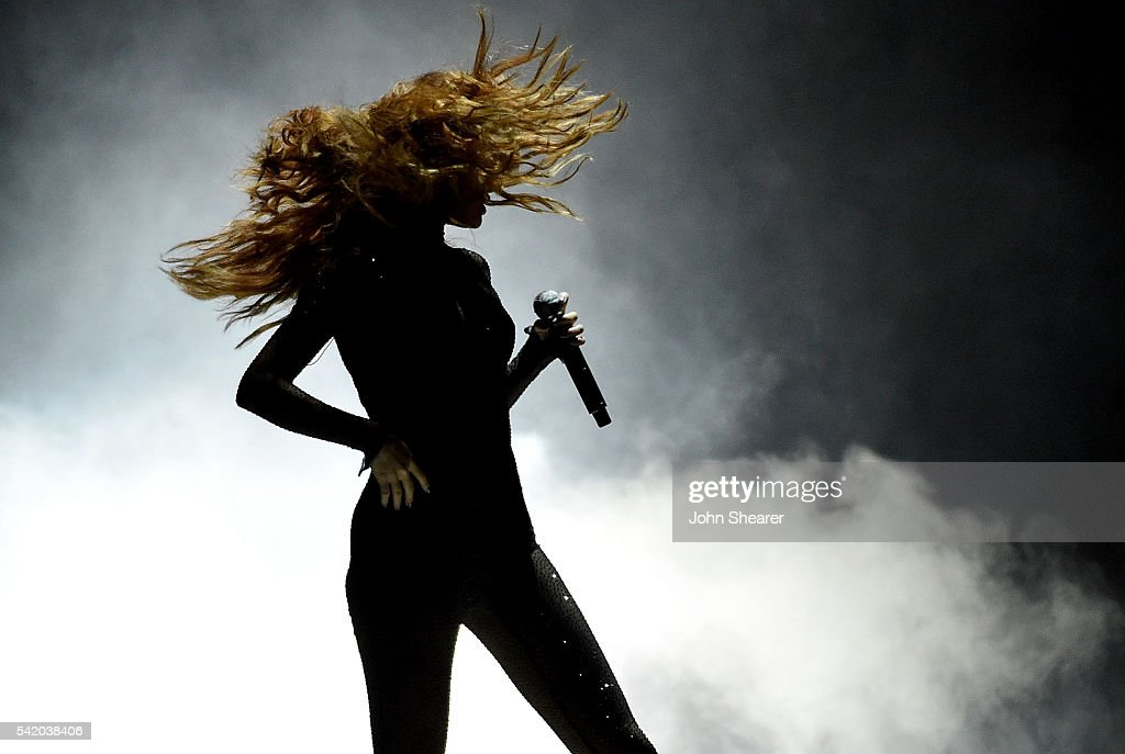 Singer Selena Gomez performs during her 'Revival Tour' at the Bridgestone Arena on June 21 2016 in Nashville Tennessee