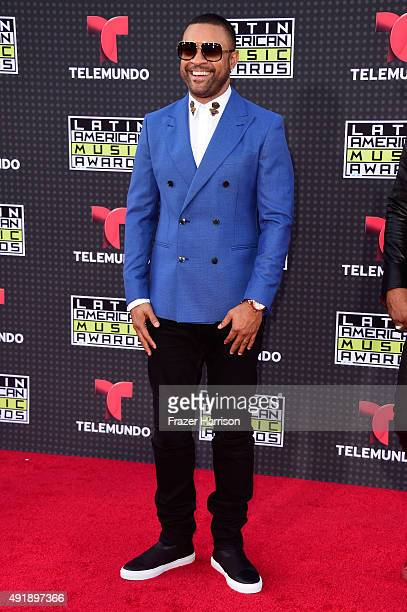 Singer Shaggy attends Telemundo's Latin American Music Awards at the Dolby Theatre on October 8 2015 in Hollywood California