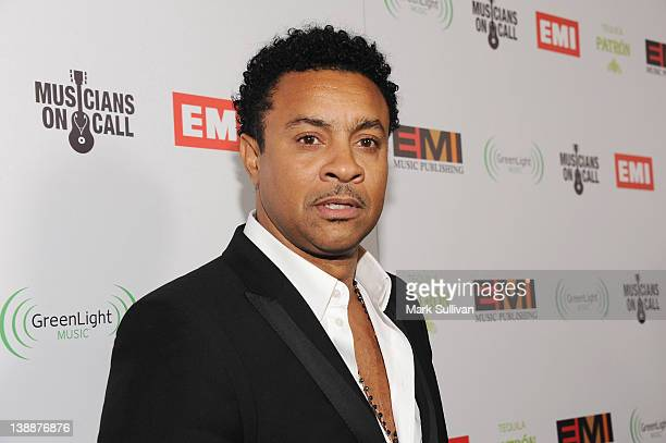 Singer Shaggy attends the EMI PostGRAMMY Party held at The Capitol Tower at Capitol Records Tower on February 12 2012 in Los Angeles California