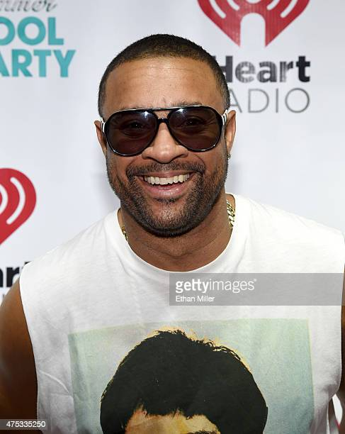 Singer Shaggy attends The iHeartRadio Summer Pool Party at Caesars Palace on May 30 2015 in Las Vegas Nevada