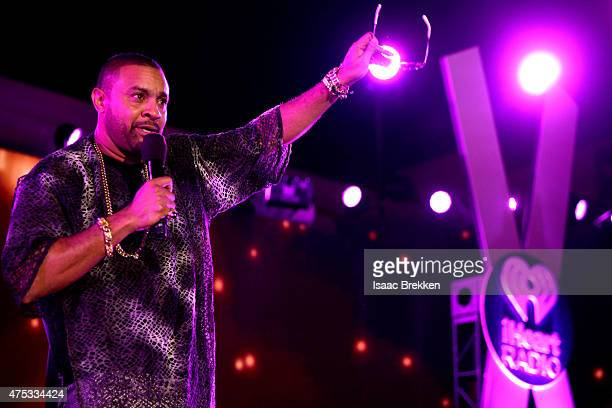 Singer Shaggy performs onstage during The iHeartRadio Summer Pool Party at Caesars Palace on May 30 2015 in Las Vegas Nevada