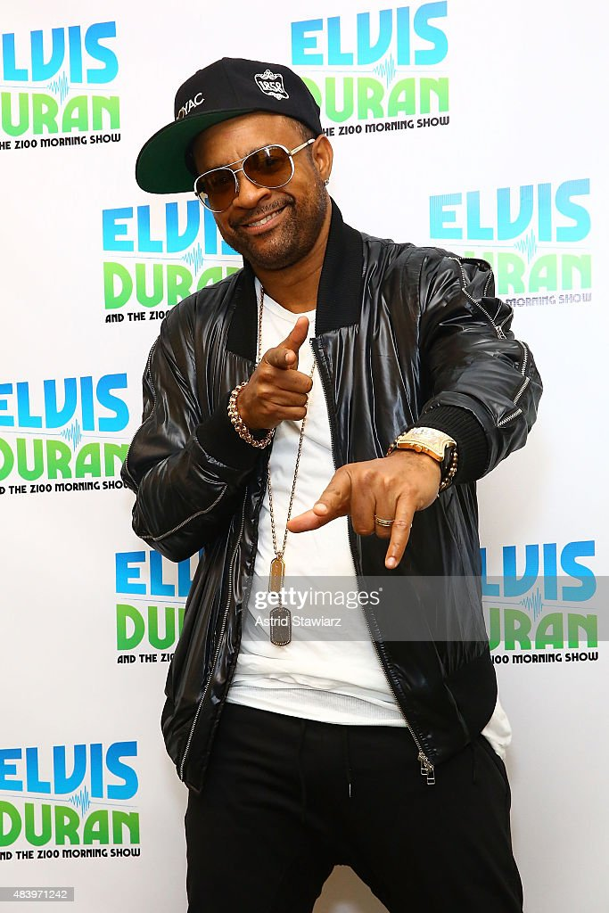 """Shaggy Visits """"The Elvis Duran Z100 Morning Show"""""""