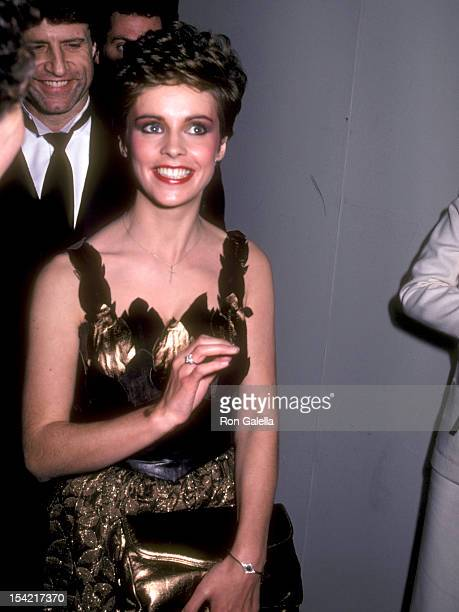 Singer Sheena Easton attends the 10th Annual American Music Awards on January 17 1983 at Shrine Auditorium in Los Angeles California