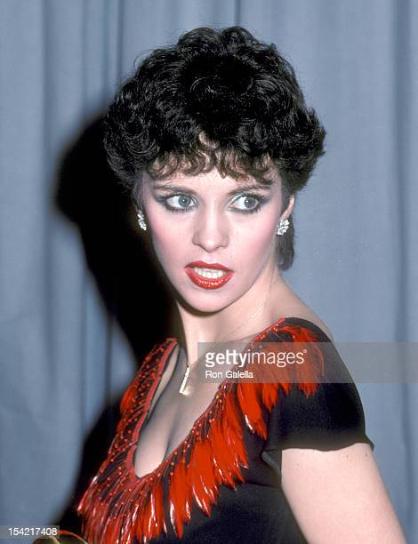 Singer Sheena Easton attends the 24th Annual Grammy Awards on February 24 1982 at Shrine Auditorium in Los Angeles California