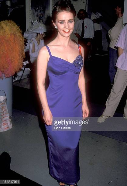 Singer Sheena Easton attends the Broadway's Sixth Annual Easter Bonnet Competition to Benefit the Broadway Cares/Equity Fights AIDS on April 14 1992...