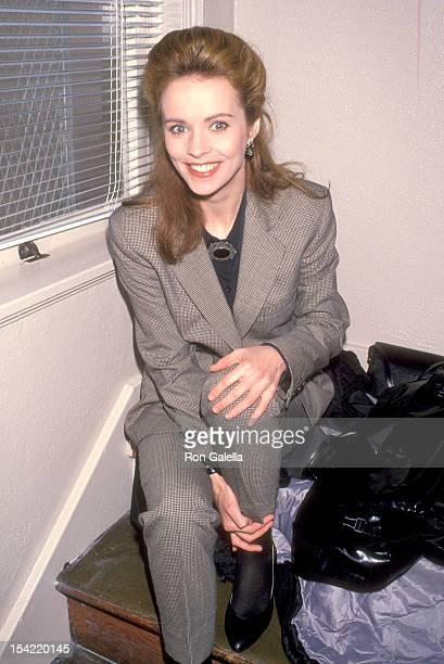 Singer Sheena Easton attends The Los Angeles Chapter of The National Academy of Recording Arts and Sciences Presents the 'Grammy in the Schools Day'...