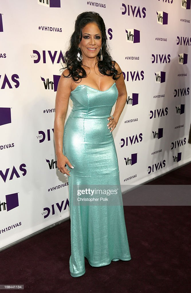 Singer Sheila E. attends 'VH1 Divas' 2012 at The Shrine Auditorium on December 16, 2012 in Los Angeles, California.