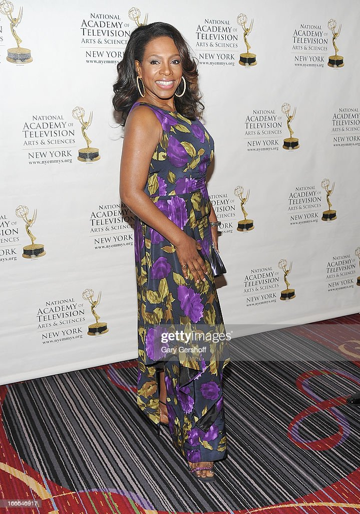 Singer Sheryl Lee Ralph attends the 56th Annual New York Emmy Awards at Marriott Marquis Times Square on April 14, 2013 in New York City.