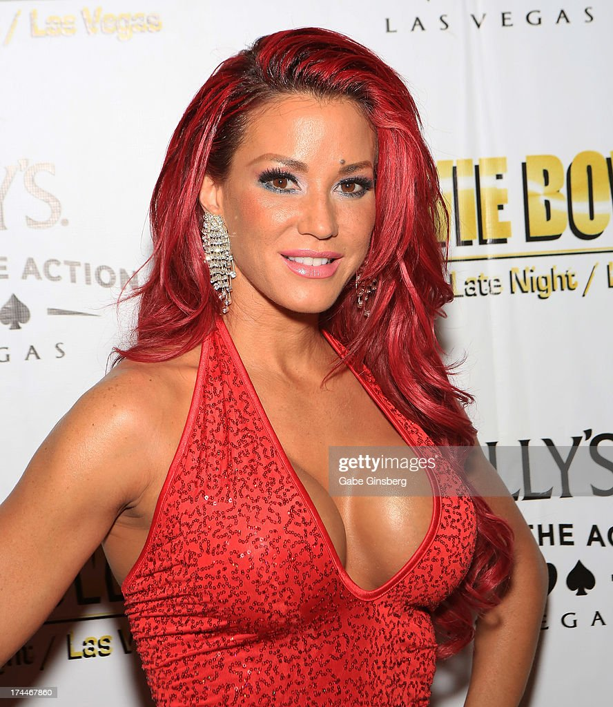 Singer Sina arrives at the 'Zowie Bowie Late Night' show at Bally's Las Vegas on July 25, 2013 in Las Vegas, Nevada.