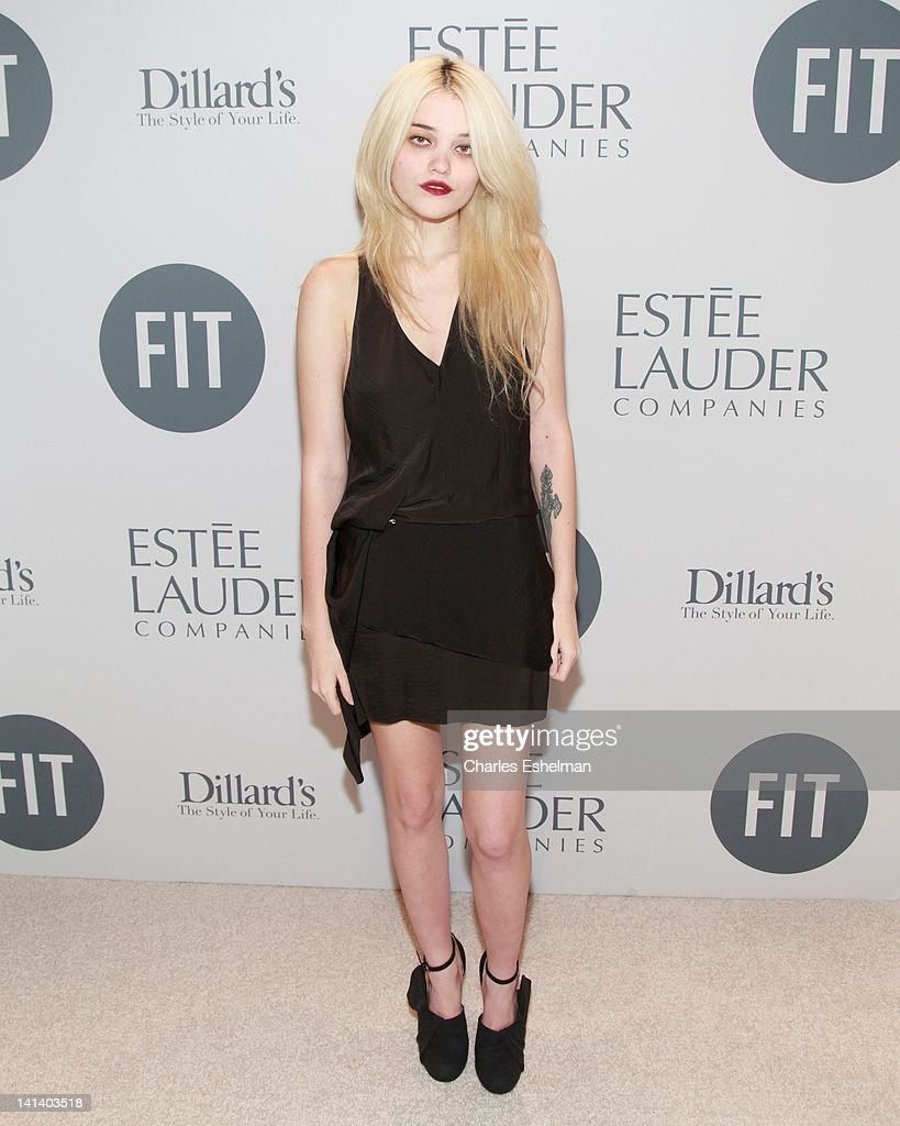 Singer <a gi-track='captionPersonalityLinkClicked' href=/galleries/search?phrase=Sky+Ferreira&family=editorial&specificpeople=6740166 ng-click='$event.stopPropagation()'>Sky Ferreira</a> attends the 2012 FIT Educational Development Fund Benefit Gala at Cipriani 42nd Street on March 15, 2012 in New York City.