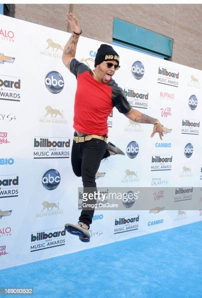 Singer SkyBlu arrives at the 2013 Billboard Music Awards at MGM Grand Garden Arena on May 19 2013 in Las Vegas Nevada