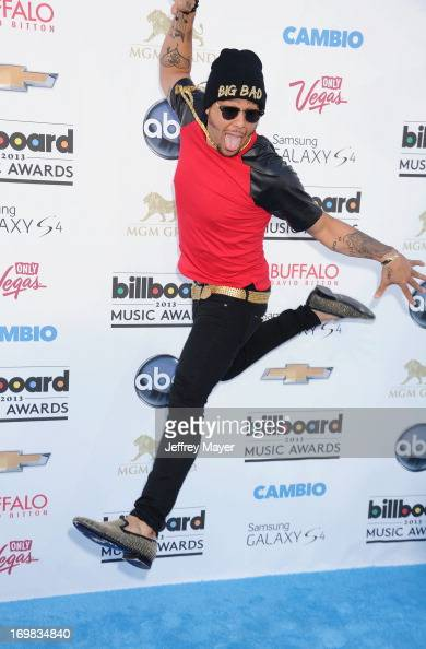Singer SkyBlu arrives at the 2013 Billboard Music Awards at the MGM Grand Garden Arena on May 19 2013 in Las Vegas Nevada