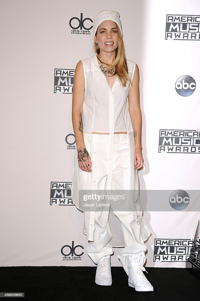 2014 American Music Awards - Press Room
