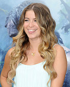 Singer Sofia Reyes attends the premiere of Warner Bros Pictures' 'The Legend Of Tarzan' at TCL Chinese Theatre on June 27 2016 in Hollywood California