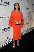 Singer Solange Knowles attends Louis XIII Celebration of '100 Years' The Movie You Will Never See starring John Malkovich at a private residence on...
