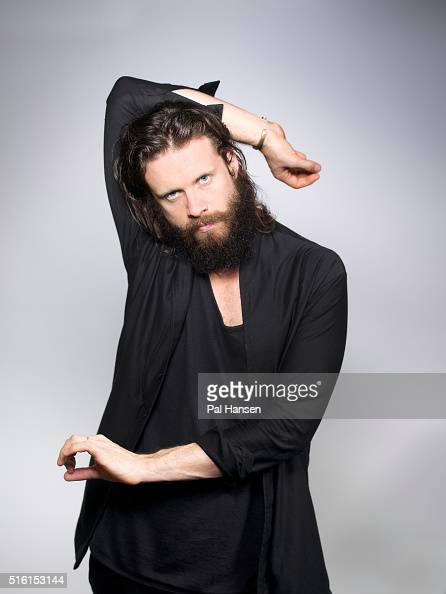 Singer songwriter and musician Father John Misty aka JTillman is photographed for Under the Radar on October 29 2016 in London England
