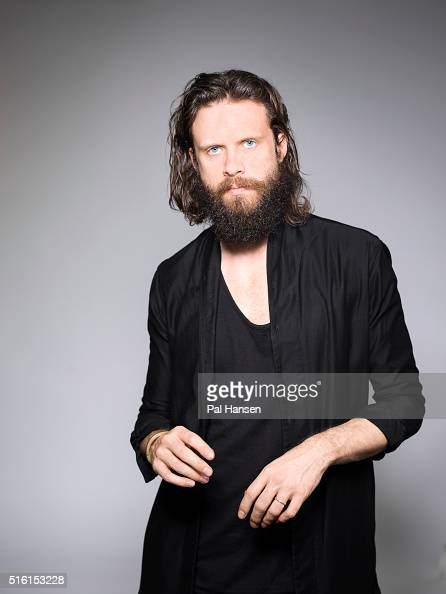 Singer songwriter and musician Father John Misty aka JTillman is photographed for Under the Radar on October 30 2016 in London England
