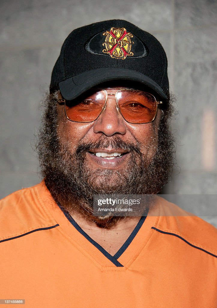 Singer / songwriter Eddie Holland attends the 'Red Tails' VIP opening night screening at Rave Baldwin Hills 15 Theatres on January 20 2012 in Los...