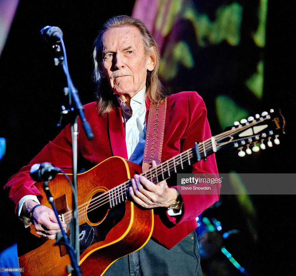 Singer Songwriter: Gordon Lightfoot Performs At Route 66 Casino's Legends